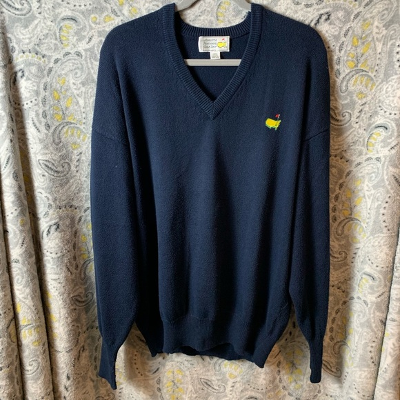 Masters Other - MASTERS Men's Large Vneck Sweater